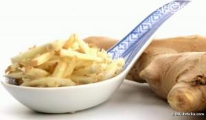 Le gingembre bio facilite la digestion et aide en cas d'acidité gastrique.