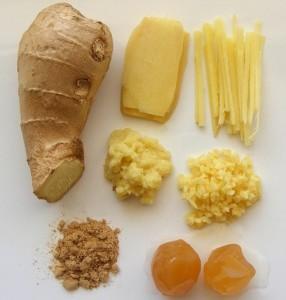 Le gingembre, une plante aux vertus multiples !